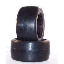 HOSTILE SLICK REAR - HARD COMPOUND  TT327H