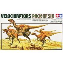 Velociraptors - Tamiya Models