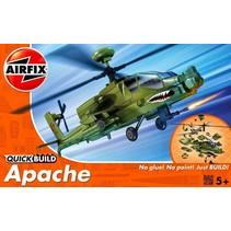 AIRFIX QUICK BUILD BOIENG APACHE