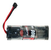 RADIENT RADIENT 8.4V NIMH 5000MAH SUPERPAX HUMP PACK WITH DEANS CONNECTOR