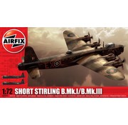 AIRFIX AIRFIX SHORT STIRLING B1/3 1/72 PLANE
