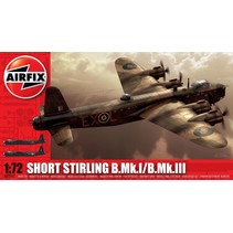 AIRFIX SHORT STIRLING B1/3 1/72 PLANE