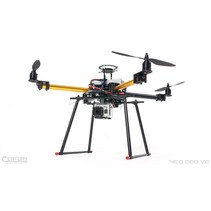 CENTURY UAV NEO 600 V2 QUADCOPTER MULTI-ROTOR BASE KIT <br />