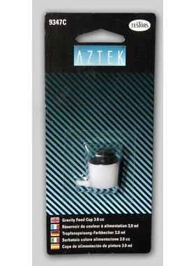 AZTEK AZTEK GRAVITY FEED CUP 3CC