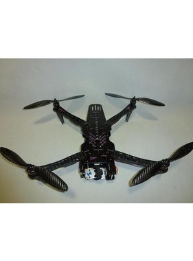 EMAX EMAX X-MODE CARBON FIBER ALIEN MULTICOPTER 500mm QUADCOPTER FRAME