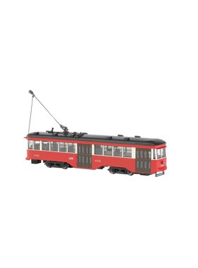 BACHMANN Bachmann Spectrum HO 84606 Peter Witt Street Car St. Louis Railways DCC Equipped