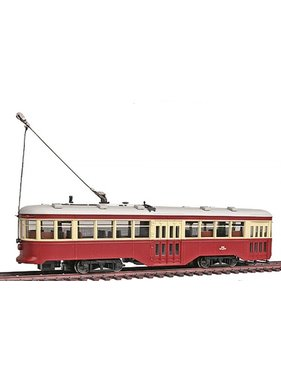 BACHMANN Bachmann SPECTRTUM PETER WITT STREET CAR WITH FULL INTERIOR & LIGHTS DCC ON BOARD TORONTO