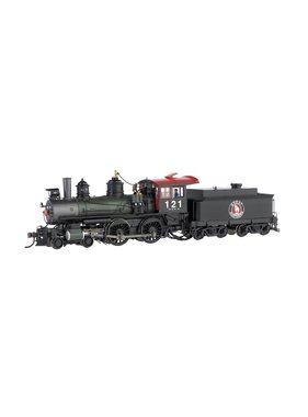 BACHMANN BACHMANN SPECTRUM Great Northern #121 - Baldwin Modern 4-4-0 - DCC