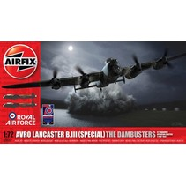 AIRFIX AVRO LANCASTER B.III SPECIAL THE DAMBUSTERS