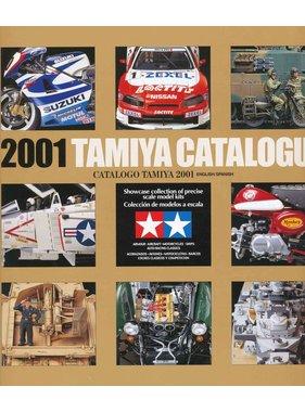 TAMIYA TAMIYA 2001 CATALOGUE CD