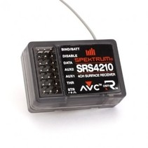 SPEKTRUM SRS4210 DSMR AVC Surface Receiver (SPMSRS4210)