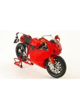 MINICHAMPS MINICHAMPS DUCATI 999R 2005 1/12 SUPER DETAILED DIECAST MODEL