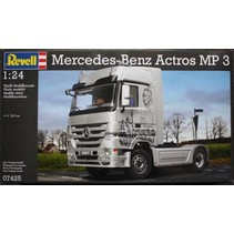 REVELL MERCEDES-BENZ ACTROS MP 3 1/24
