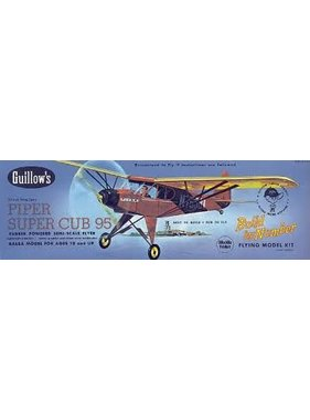 GUILLOWS GUILLOWS PIPER SUPER CUB 95