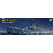 TRUMPETER HMS HOOD 1/350