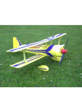 HY MODEL ACCESSORIES HY now $222 EPP FOAM PITTS M12 MODEL ARF INCL MOTOR, SPEED & SERVOS
