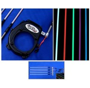 CRAFTWERKS CRAFT WERKS BAJA 5B LIGHTED BUGGY WHIPS ASSORTED COLOURS BLUE,WHITE,RED,GREEN,PURPLE