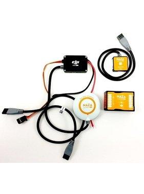DJI DJI FLAME F450 ARF+DJI NAZA-M V2+GPS