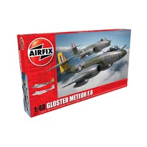 AIRFIX Gloster Meteor F8 1:48