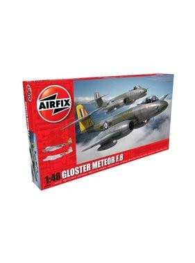 AIRFIX AIRFIX Gloster Meteor F8 1:48