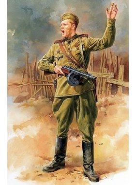 TAMIYA TAMIYA WWII RUSSIAN FIELD COMMANDER 1/16TH