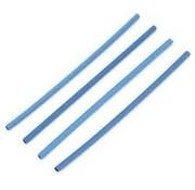DUBRO DUBRO 1/16 Heat Shrink Tubing Blue