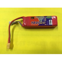 ENRICHPOWER 60C 11.1V 1800MAH LIPO READ SAFTY WARNING BEFORE USE  106x33x21mm 140gr