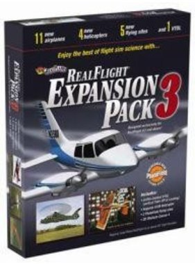 GREAT PLANES GREAT PLANES EXPANSION PACK VOL 3