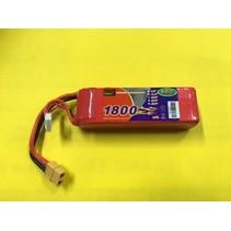 ENRICHPOWER 60C 14.8V 1800MAH LIPO READ SAFTY WARNING BEFORE USE 106x33x27.5mm 200gr