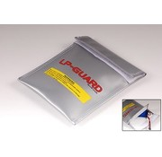 HY MODEL ACCESSORIES HY LIPO SAFE BAG LARGE SILVER 220 X 300mm<br />(OLD CODE HY221202 )