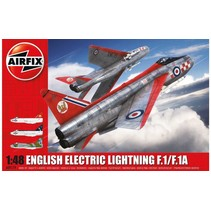 AIRFIX ENGLISH ELECTRIC LIGHTNING F.A/F.1A 1/48 A09179