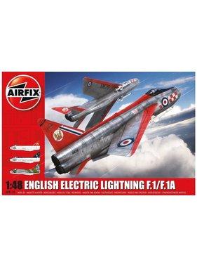 AIRFIX AIRFIX ENGLISH ELECTRIC LIGHTNING F.A/F.1A 1/48 A09179