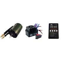 ZTW 410602125 1:10 Beast Brushless Motor Speed controller  combo SL 60A ESC 3450KV 540 4P SL 3650B 2.5Y