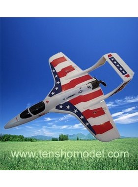 HY MODEL ACCESSORIES HY EPP FOAM THUNDERBAT XF II MODEL RTF INCL MOTOR, SPEED & SERVOS PLUS 2.4GHZ RADIO LIPO & CHARGER