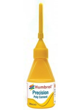 HUMBROL Humbrol 28ml Precision Poly Cement Glue Dispencer