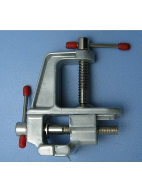 HY MODEL ACCESSORIES HY MINI ALLOY BENCH VICE<br />L 100 X W95mm <br />( OLD CODE HY136401 )