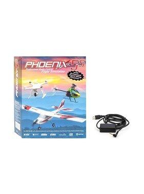 PHOENIX RC PHOENIX R/C PRO FLIGHT SIMULATOR V5.5