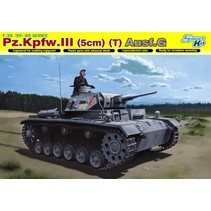 DRAGON 1/35 PZ.KPFW.III (5CM) (T) AUSF.G SMART KIT