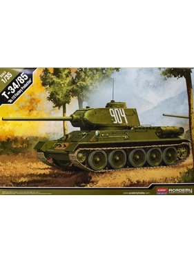 ACADEMEY ACADEMY 1/35 T-34/85 112 FACTORY PRODUCTION