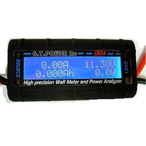 GT POWER 130A HIGH PRECISION WATT METER AND POWER ANALYZER