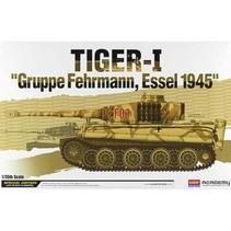 ACADEMY 1/35 TIGER-I GRUPPE FEHRMANN, ESSEL 1945 SE