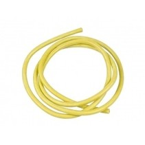 3 RACING 12AWG SILICON CABLE 36IN YELLOW