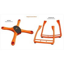 WINGSLAND LANDING GEAR SET