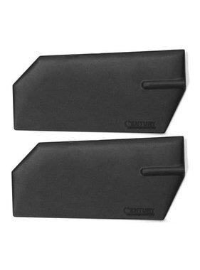 CENTURY HELI CENTURY NX FLYBAR PADDLES 30G 4MM - BLACK