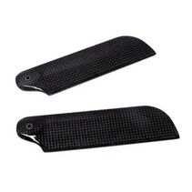 CENTURY CARBON TAIL BLADES 120MM