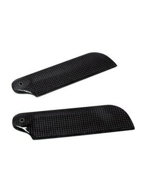 CENTURY HELI CENTURY CARBON TAIL BLADES 120MM