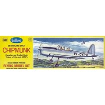 GUILLOWS DE HAVILAND DHC-1 CHIPMUNK