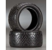 AKA PRODUCTS AKA HANDLEBAR LTD 1/10 BUGGY REAR CLAY TIRES