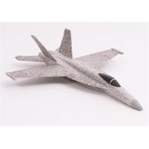 ART-TECH X-18 FREE FLIGHT HAND LAUNCH GLIDER