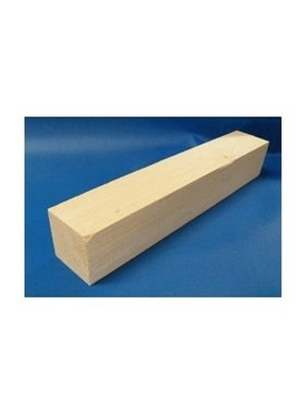 BALSA BLOCK 75 X 75 X 300mm